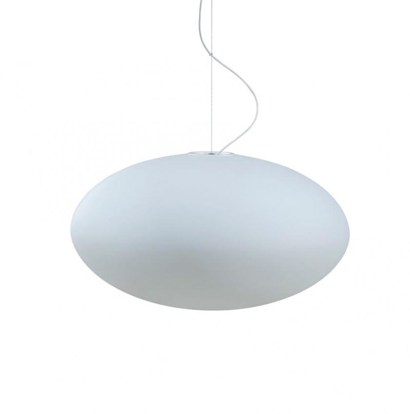 Taklampa Eggy pop Ø70