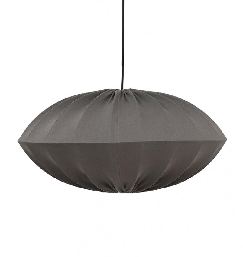 UFO Lampskärm nougat stor