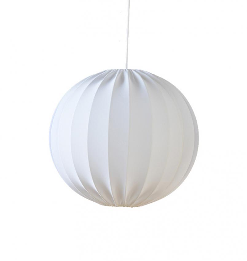 GLOB Lampskärm vit liten