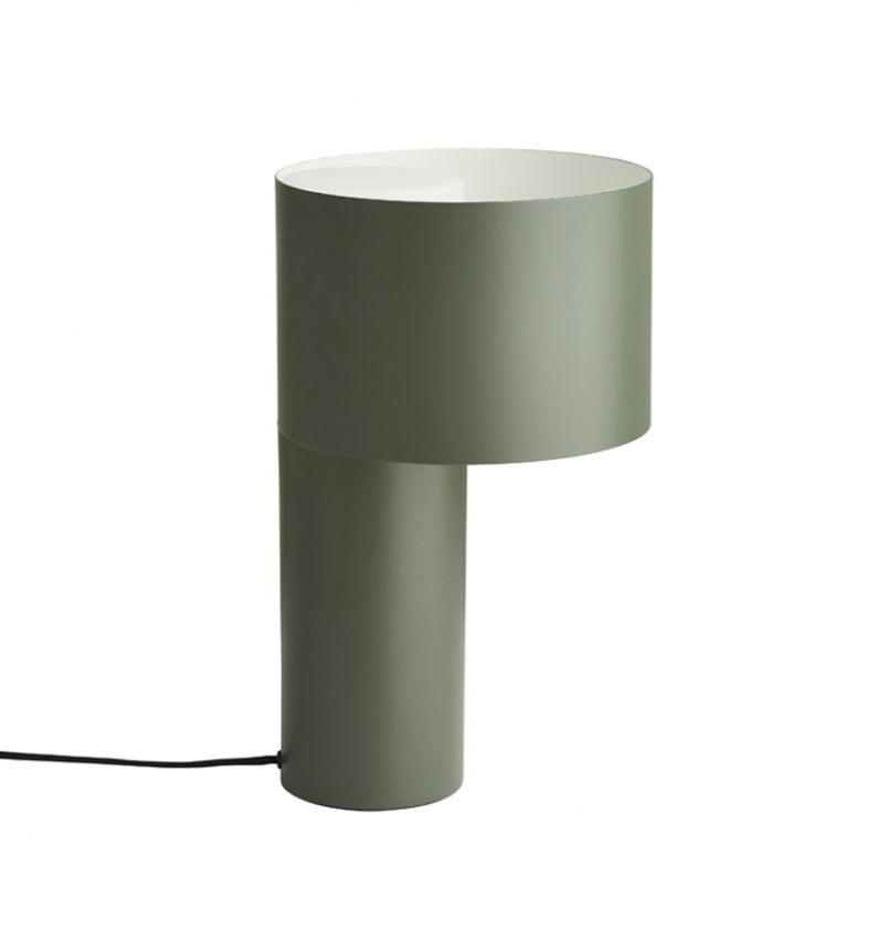 Tangent bordslampa, grön