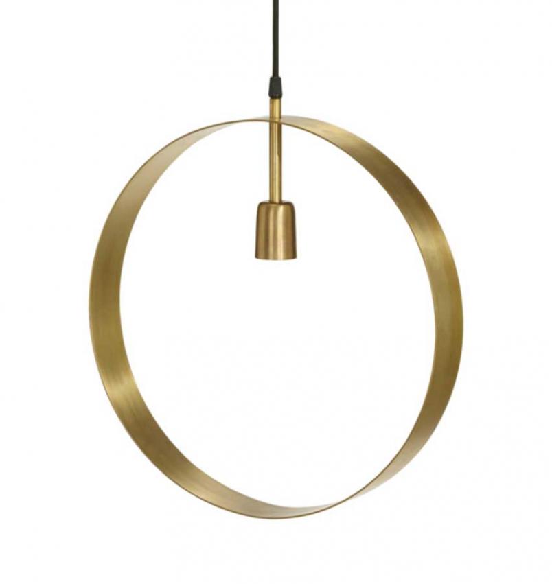 Atmosphere lampa guld 45