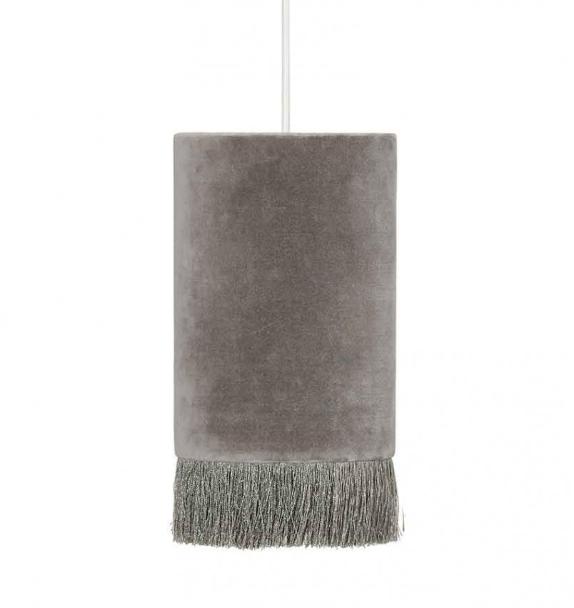 Alexis Fönsterlampa grå 15