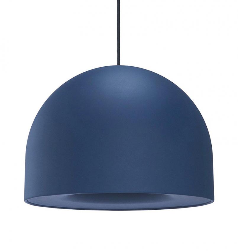 Norp Taklampa blå 50