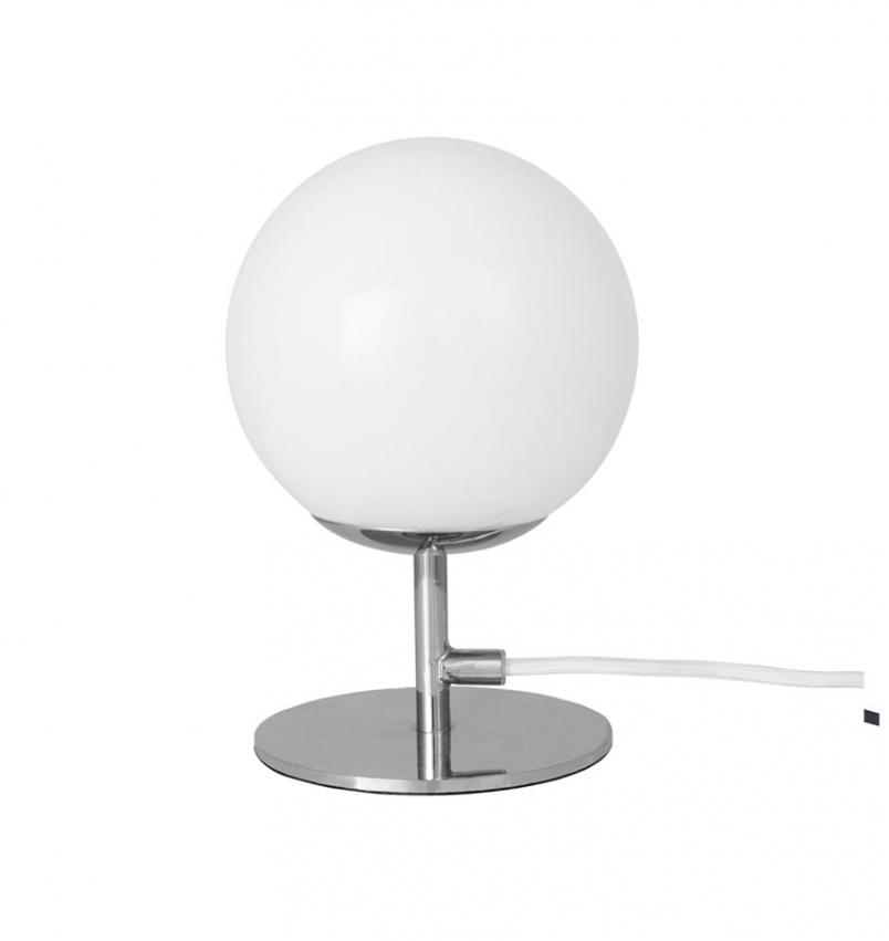 Bordslampa Luna Krom, Liten