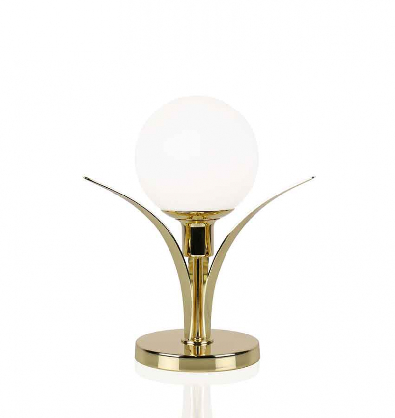 Bordslampa Savoy Mässing
