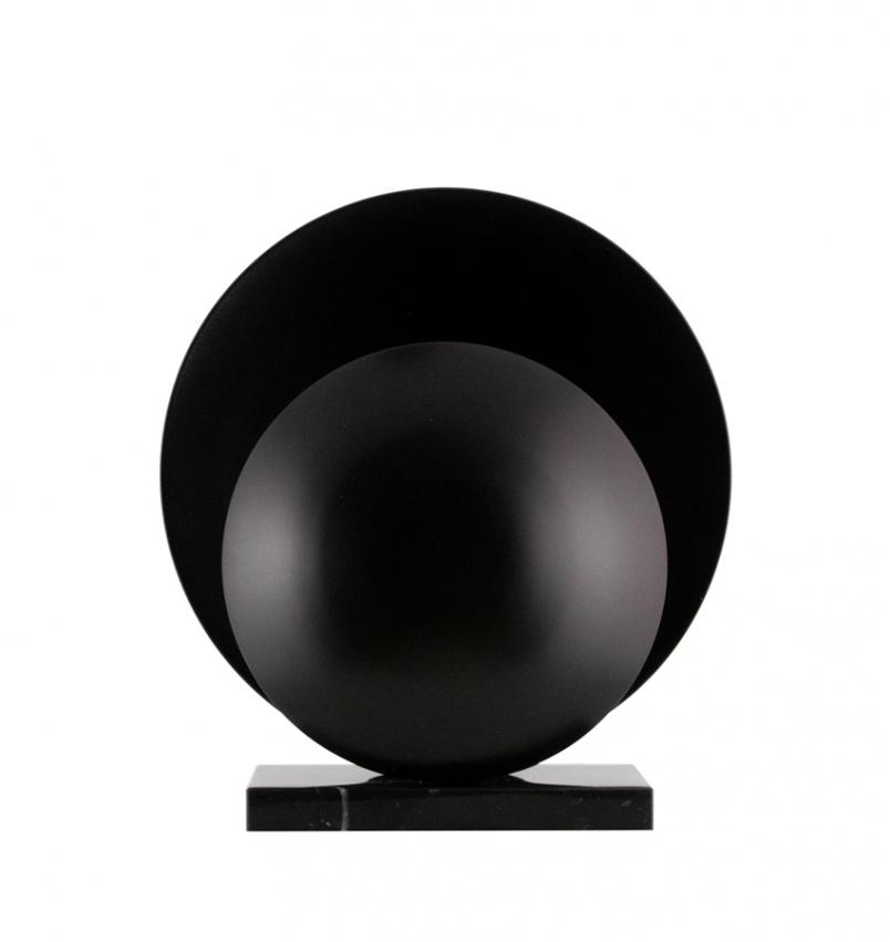 Bordslampa Orbit svart