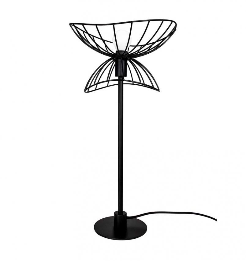 Bordslampa Ray Svart