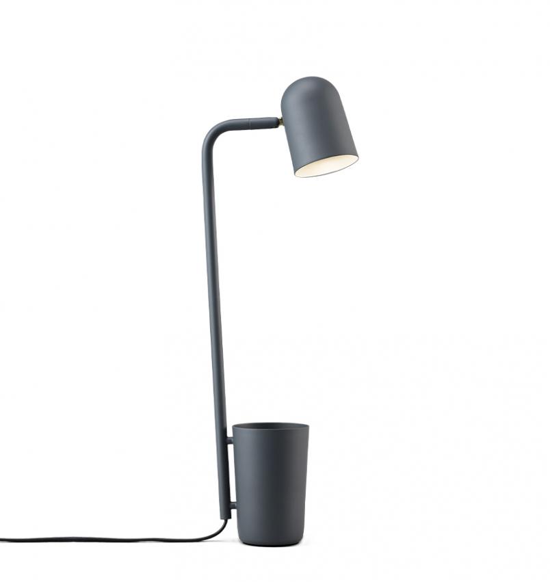Buddy bordslampa, mörkgrå