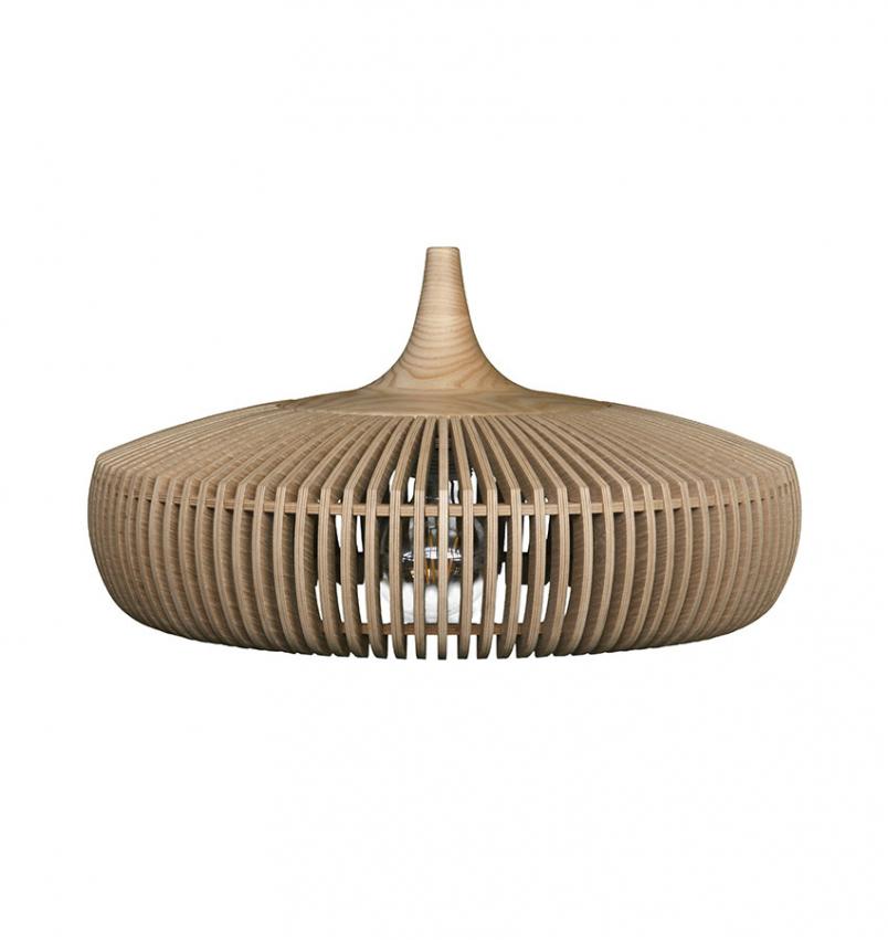 Clava Dine wood, ljus ek