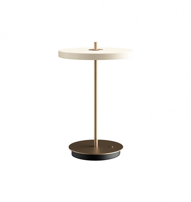 Asteria Move bordslampa vit