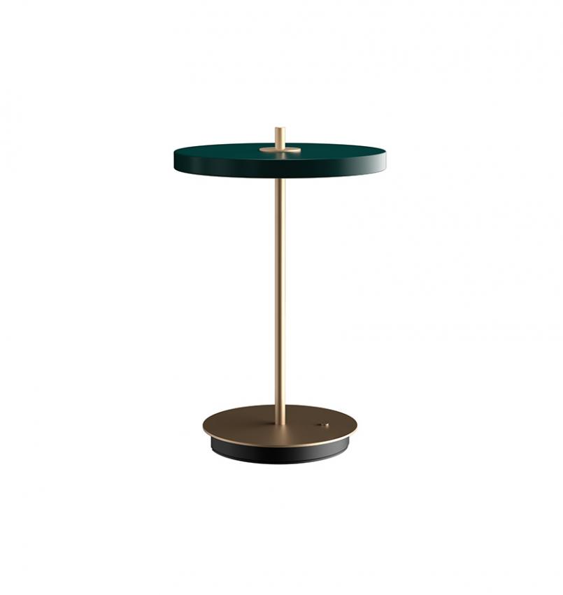Asteria Move bordslampa grön