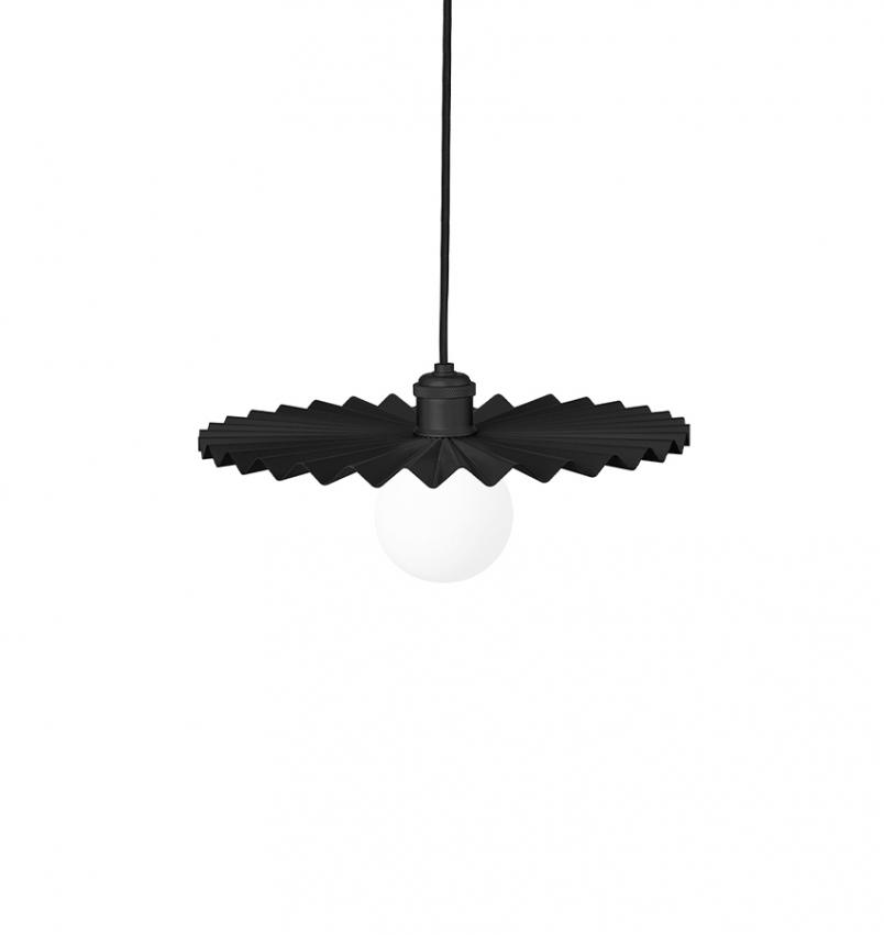Omega taklampa svart 35