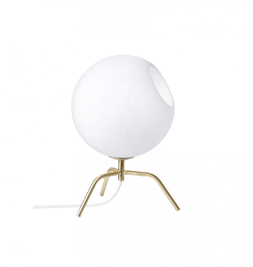 Bug 15 bordslampa mässing