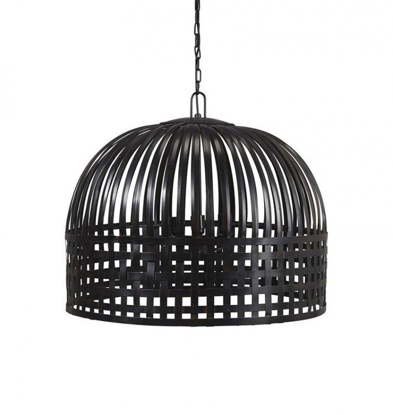 Shefield Taklampa svart 68 cm