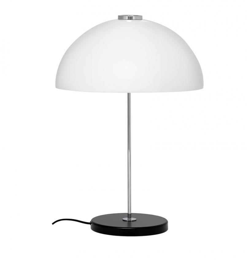 Bordslampa Kupoli Svart