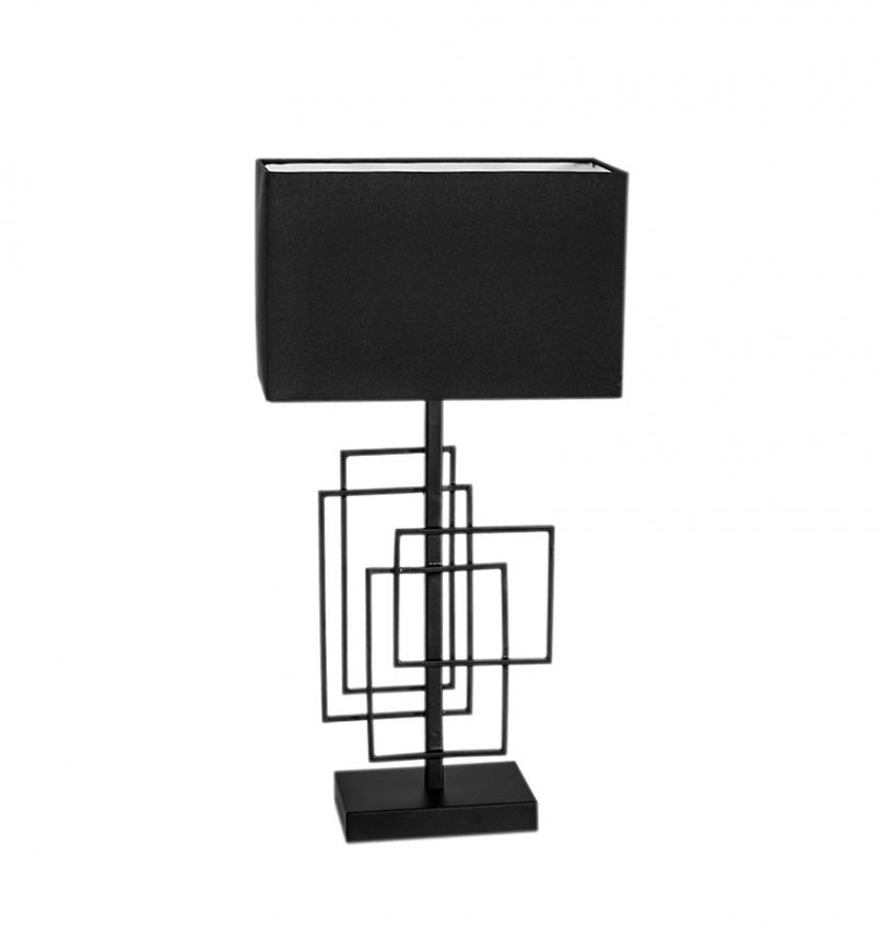 Paragon Bordslampa H52cm Svart