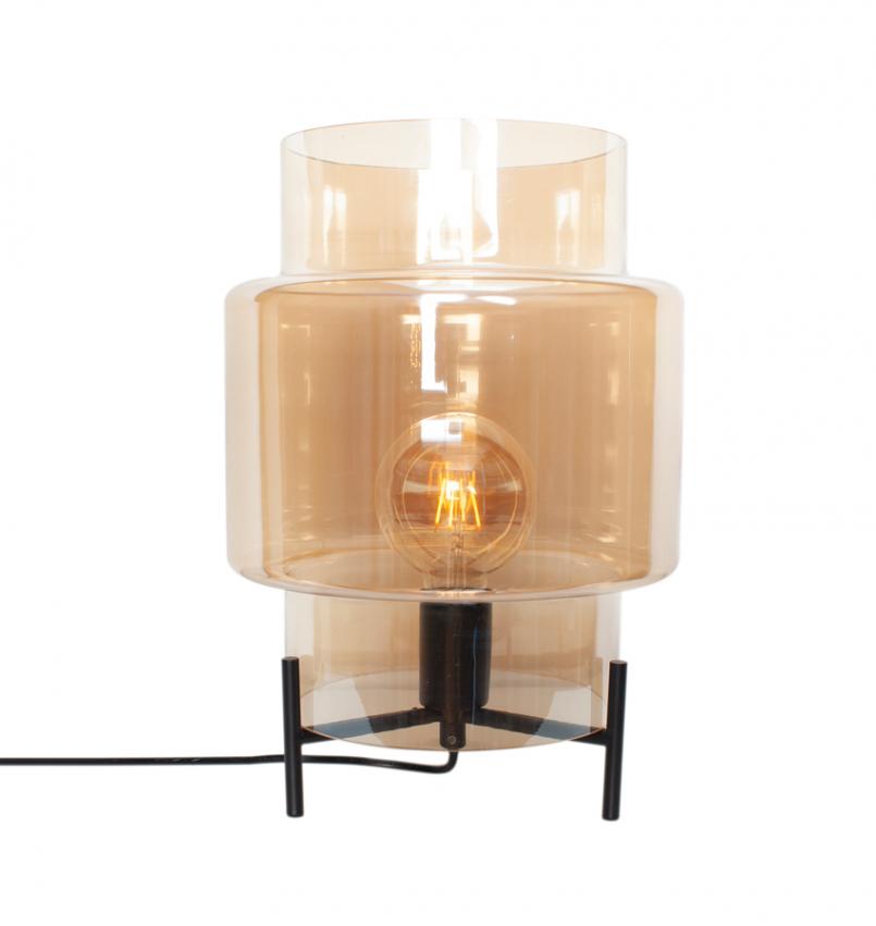 Ebbot bordslampa 37 amber