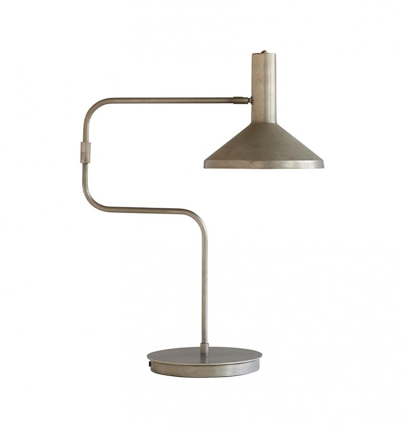 Bordslampa Desk kanonmetall