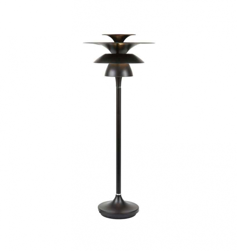 Bordslampa Picasso 18  Stor, Mattsvart