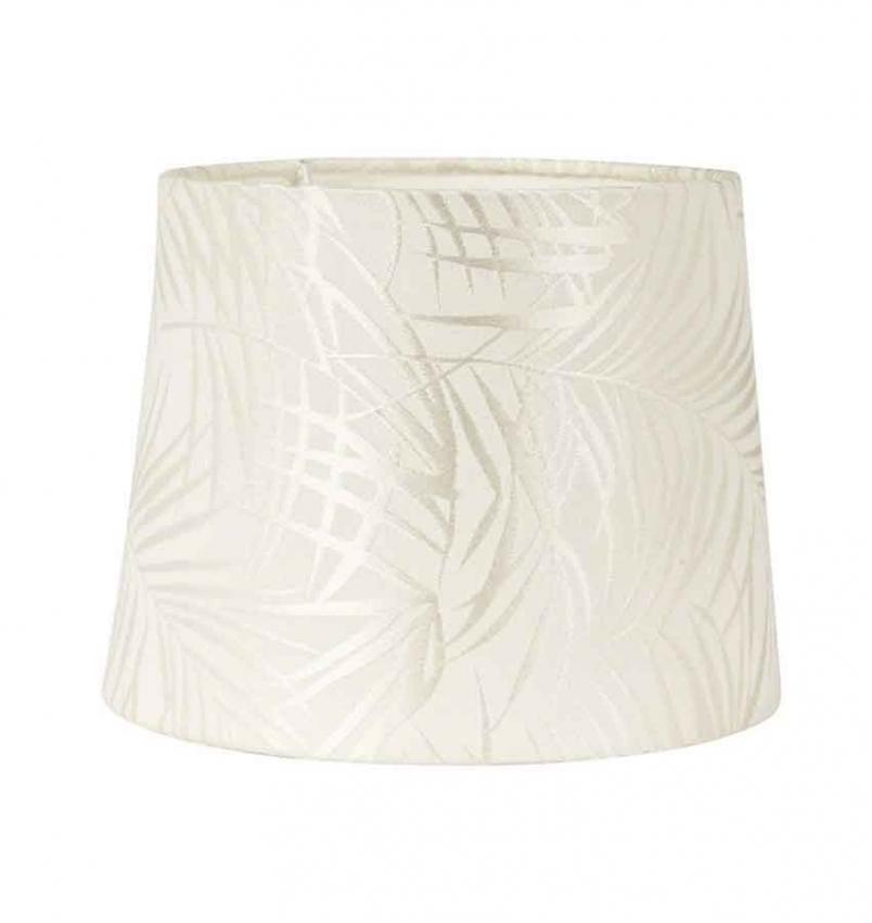 Sofia lampskärm mönstrad ecru 30