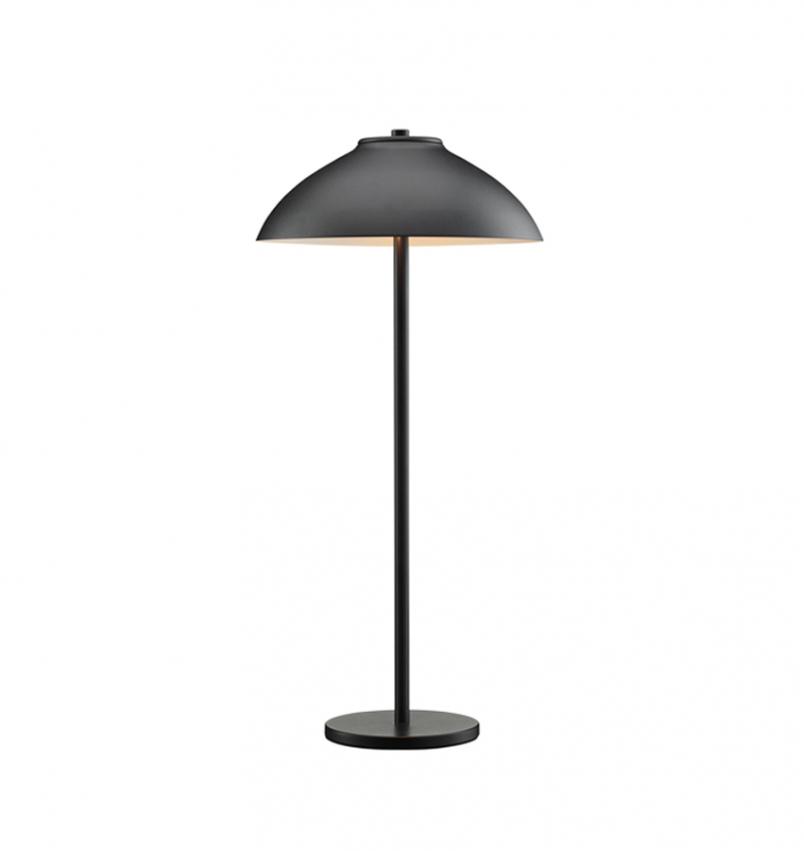 Bordlampa Vali High svart