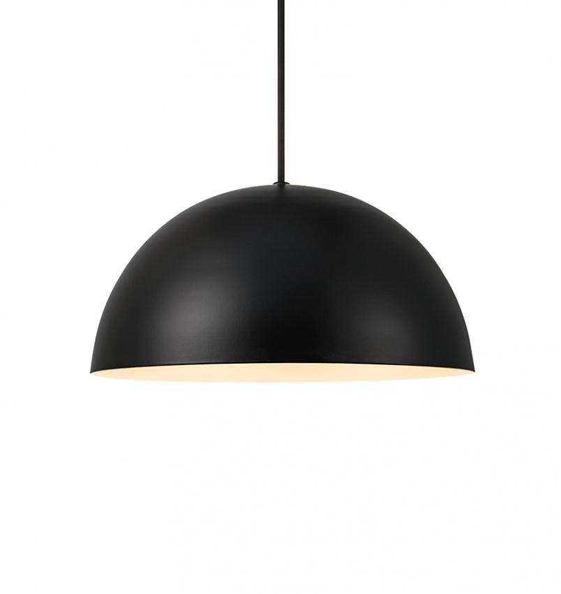 Ellen 30 taklampa svart | Nordlux