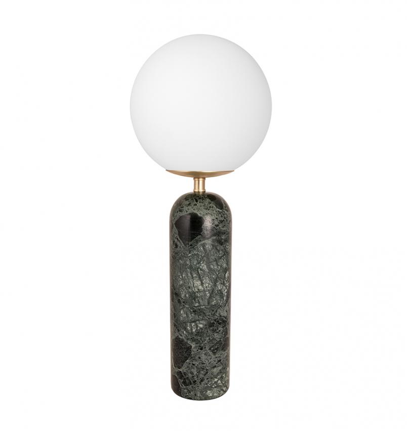 Bordslampa Torrano grön