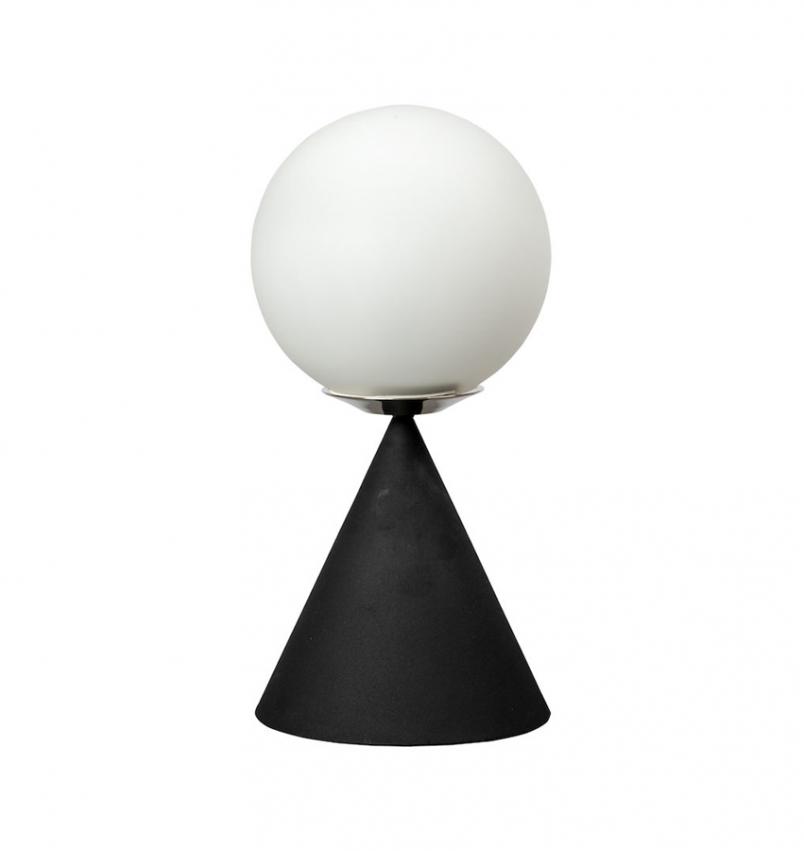 Bordslampa Airi Vit/Svart