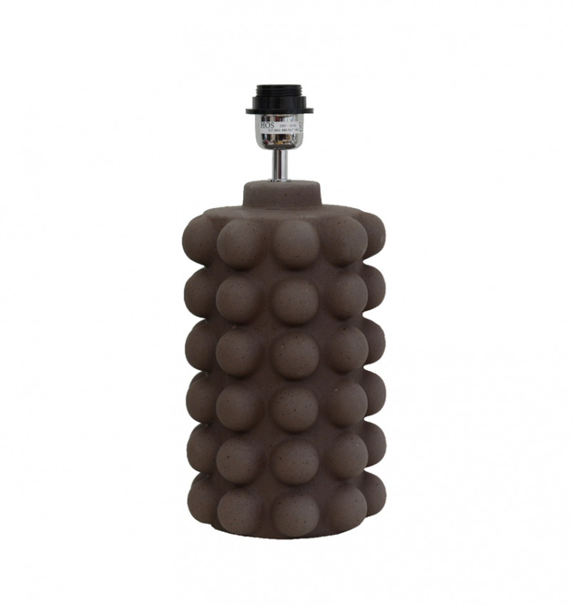 Bubbels Lampfot espresso medium