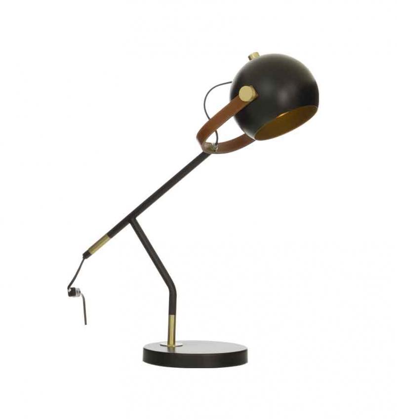 Bow Bordslampa, Svart