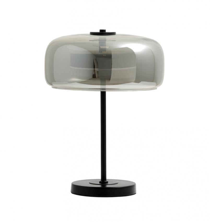 Bordslampa IRISH grå