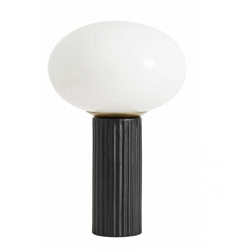 Opal Bordslampa, Svart