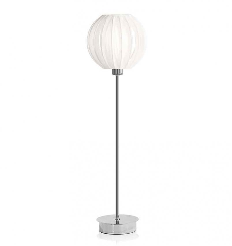 Bordslampa Plastband XL Krom