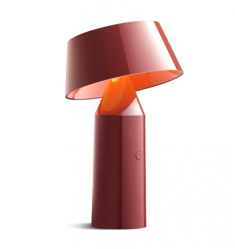 BICOCA Bordslampa Röd