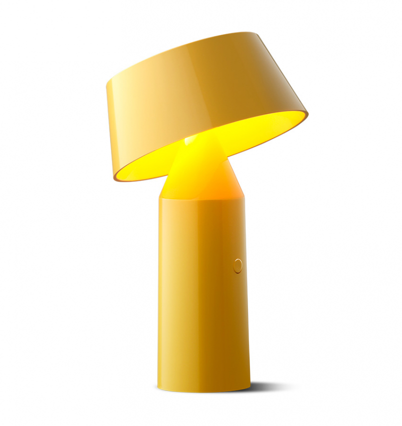 BICOCA Bordslampa Gul