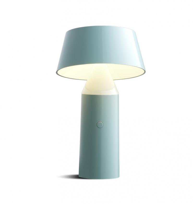 BICOCA Bordslampa Ljusblå