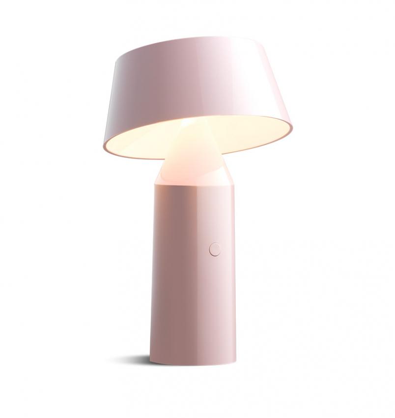 BICOCA Bordslampa Ljusrosa