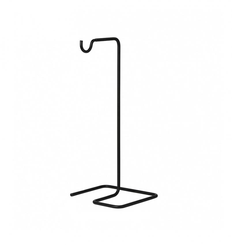 Theo bordslampa svart
