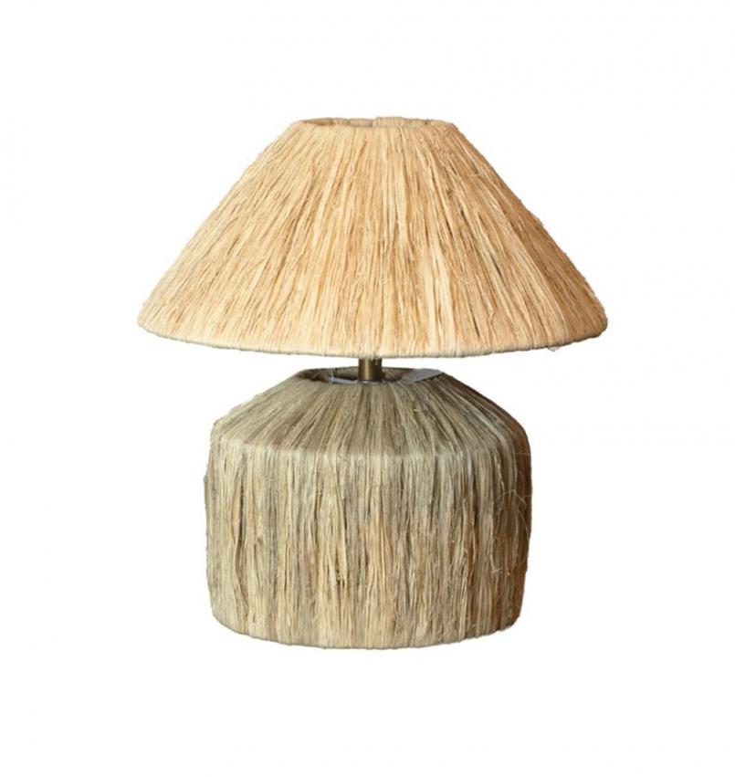 Hailey Bordslampa Natur