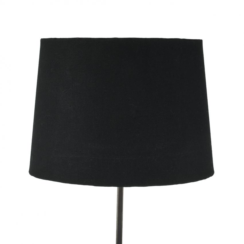 Lampskärm Canvas Svart