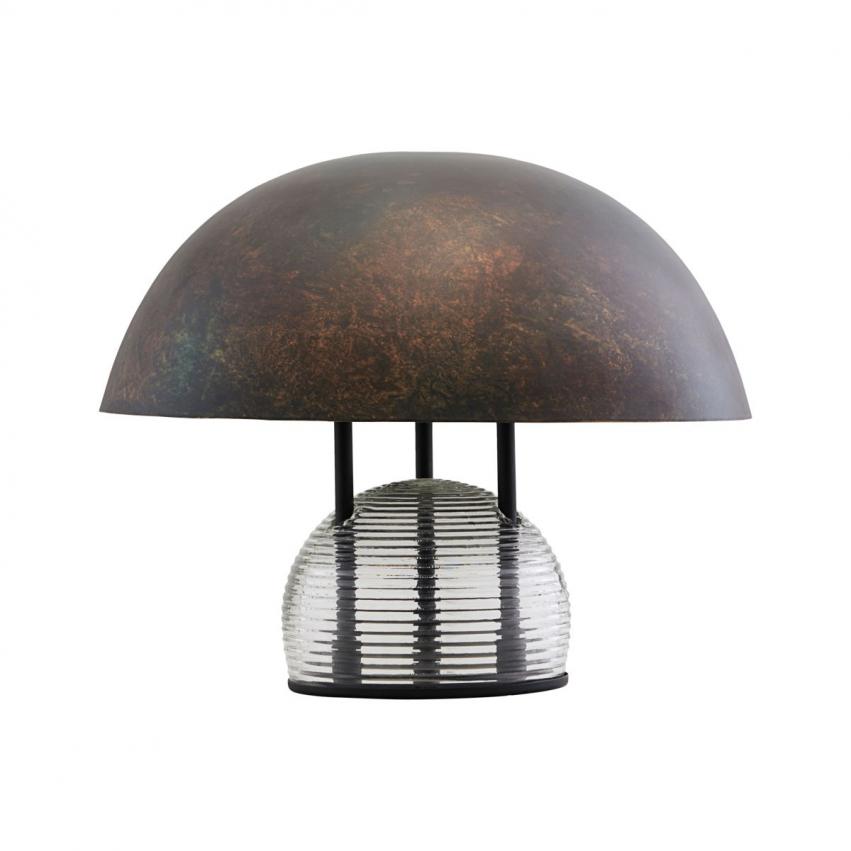 Bordslampa Umbra antik brun