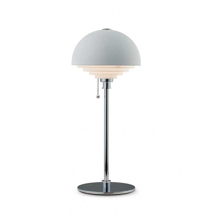 Motown Bordslampa, Vit