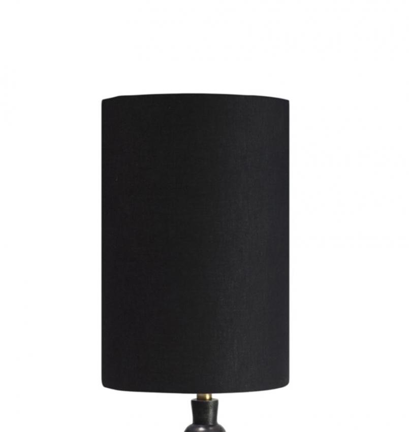 Lakrits lampskärm cylinder stor